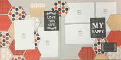 Love This Life Page Kit