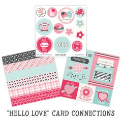 Hello Love - Card Connections