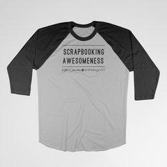Scrapbooking Awesomeness T-shirt