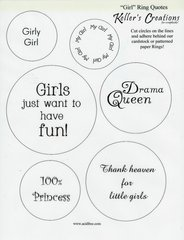 Girls Ring Quotes