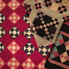 Indiana Amish Quilts 1890 - 1950
