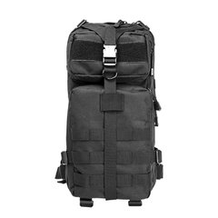 Small Deluxe Backpack - Black