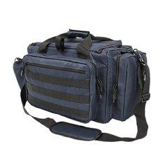 All-Purpose Standard Range Bag - Blue w/Black Trim