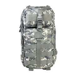 Small Deluxe Backpack - Digtial Camo