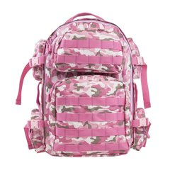 Tactical Backpack - Pink Camo