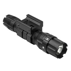 Pro Series LED Flashlight 250 Lumens - Rail Mount
