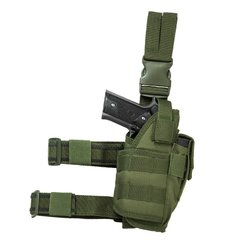 Drop Leg Tactical Holster - Green