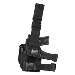 Drop Leg Universal Holster - Black