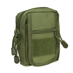 Small Utility Pouch - Green