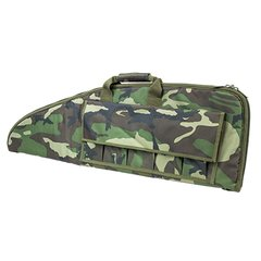 "Standard Rifle Case 38"" - Woodland Camo"