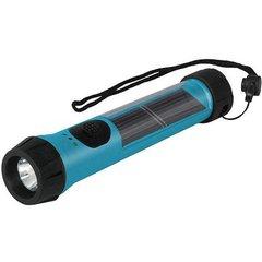Solar Hybrid Flashlight