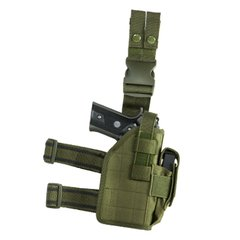 Drop Leg Universal Holster - Green