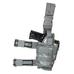 Drop Leg Tactical Holster - Digital Camo