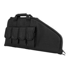 """Tactical Double Pistol, Subgun AR&AK Pistol and AOW Case 28"""" - Black"""