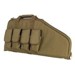 """Tactical Double Pistol, Subgun AR&AK Pistol and AOW Case 28"""" - Tan"""