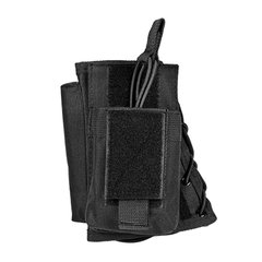 Stock Riser with Mag Pouch - Black