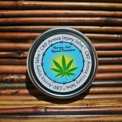CBD Arnica Injury Salve
