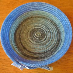 Lasso bowl -blue/green