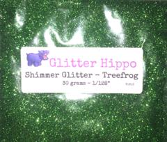 """Shimmer Glitter! - Treefrog (1/128"""")"""