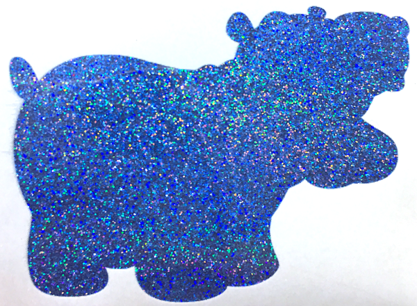 Holographic Glitter! - The Cool Side of the Pillow