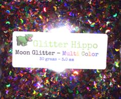 Moon Glitter! - Multi Color (3 mm)