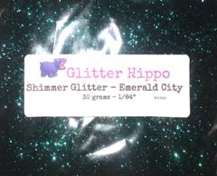 """Shimmer Glitter! - Emerald City (1/64"""")"""
