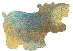 Glitter Blends! - Frozen Flame