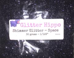 """Shimmer Glitter! - Space (1/128"""")"""