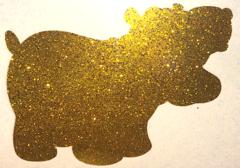 Shimmer Glitter! - King Tut
