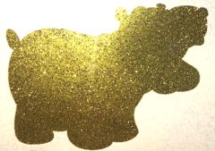 Shimmer Glitter! - Golden Ticket