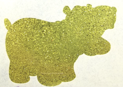 Shimmer Glitter! - Bumblebee