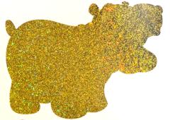 Holographic Glitter! - Goldilocks