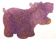 Glitter Blends! - Moroccan Masquerade