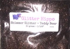"Shimmer Glitter! - Teddy Bear (1/128"")"