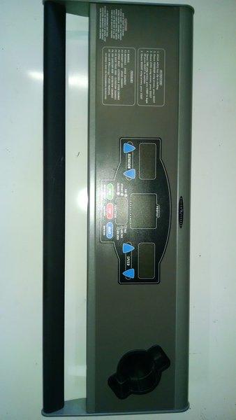 Vision Treadmill Console-Ref#10309-Used