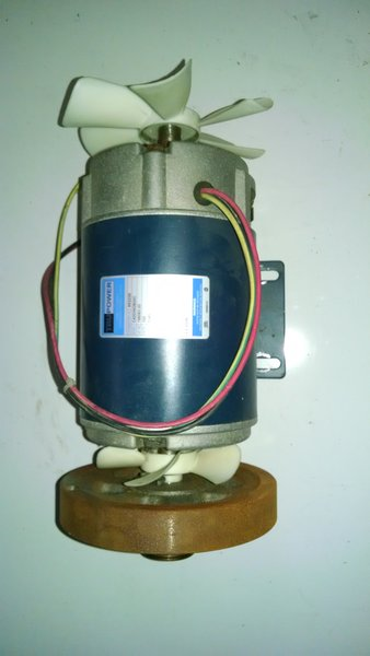 Misc Motor - Ref# 10234 - Used