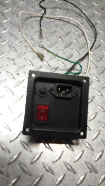 Vision X6250 Elliptical Power Switch Used Ref Jg3036