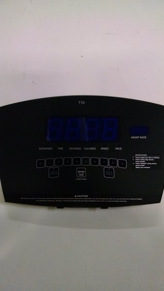 Vision T10 Console-Ref#10318-Used