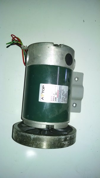 Misc Motor - Ref #10232 - Used