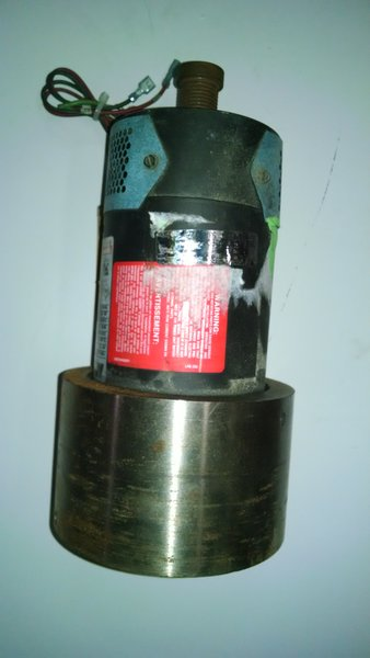 True 350 PB Treadmill Motor - REF #10195 - Used