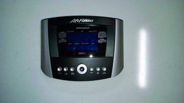 Life Fitness T3/F3Treadmill Go Console-Ref#10336-Used