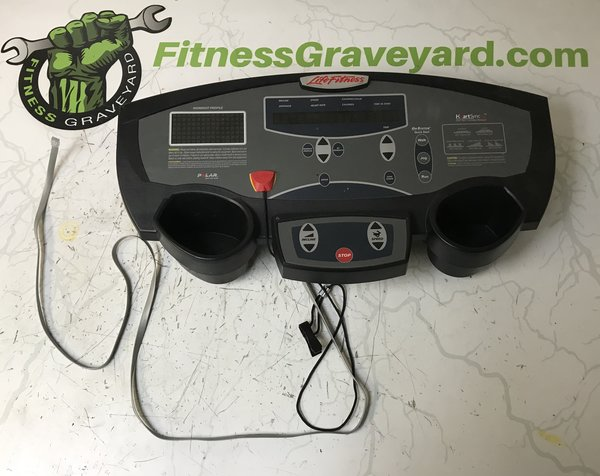 Life Fitness T3.0 Treadmill Console - Used - REF #228183SH