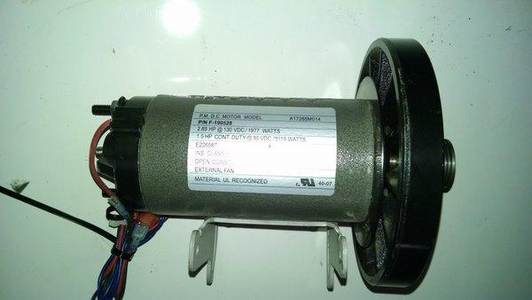 Icon Motor - Ref # 10250 - Used