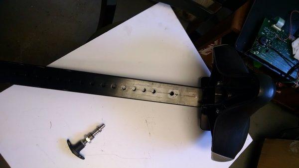 Schwinn EVO Comp seat assembly kit - Used - #EVOSeat