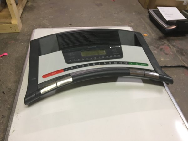 Nordic Track Elite 2900 Treadmill Console Ref# 10456- Used