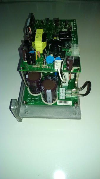 Vision Treadmill T80 (TM445) Classic/Elegant/Touch Motor Control Board part # 1000233007 Used Ref# 10002