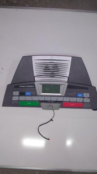ProForm C500 Treamill Console Ref# 10422- Used