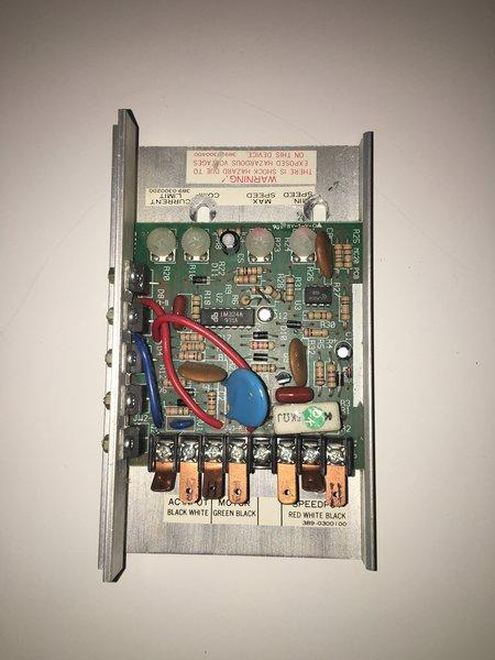 Icon MC-20 MCB Ref#10042 -Used