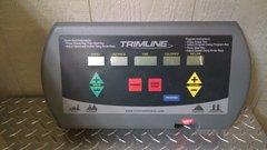 trimline treadmill parts fitness equipment repair parts trimline 2200 treadmill console overlay circuit board used ref jg3370