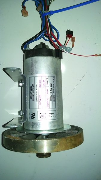 Icon Motor - Ref # 10243 - Used